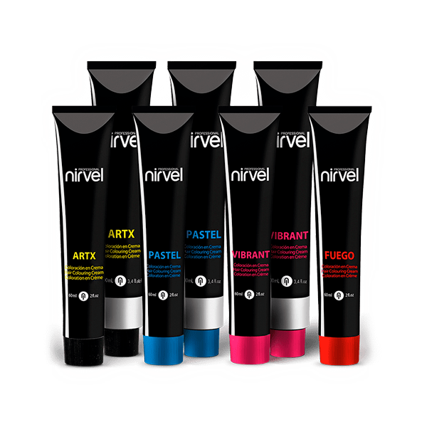 Wonderbaarlijk Nirvel Artx Color Cream Haarverf 100ml - Hairsup.nl - Professional XJ-98